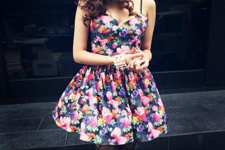 Летние красивые платья в пол 8